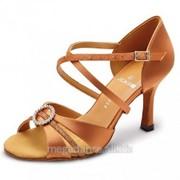 Обувь женская для танцев латина Александра фото