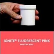 Жидкий светоотражающий флуоресцентный краситель Ignite Florescent Pink фото