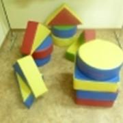 Изготовление игровых модулей для детских комнат фото