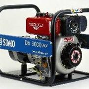 Дизельные электростанции DX 3000 фото
