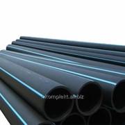 Полиэтиленовые трубы водопроводные ПЭ 100 и ПЭ 80 фото