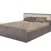 Кровать Фиеста 1,4 м, вариант 5 фото