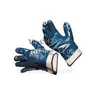 Перчатки нитриловый полный двойной облив сорт ЛЮКС фото