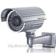 Уличная цветная видеокамера с ИК-подсветкой-50м. фото