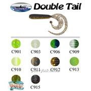 "Силикон ""FR"" Double Tail 3806-C901-40mm фото"