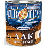 """""""EUROTEX"""" яхтный лак фото"""