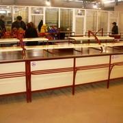 Производство оборудования для торговых залов фото