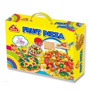 Пластилин-тесто Happy Dough Фруктовая Пицца фото