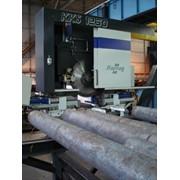Дисково-отрезной станок для резки заготовок сплошного сечения, толстостенных труб и профилей KKS 1430 фото