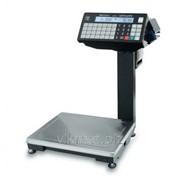 Печатающие фасовочные весы ВПМ-6.2-Ф с отделительной пластиной фото