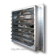 Вентилятор стеновой типа ВО