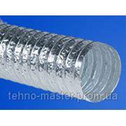 Воздуховод неизолированный5(127мм)10м фото
