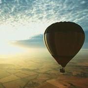 """Полет на воздушном шаре, впечатление в подарок """"Рандеву в облаках"""", воздушный шар, Харьков фото"""