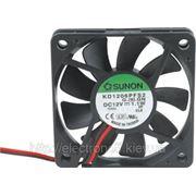 Вентилятор KD2408PTS1-13.A.GN, 80x25 (ск), 24V 1.7W фото