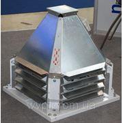Вентиляторы крышные общепромышленные с выбросом в сторону КРОС6-6,3-Н-У1-0-4х1500-220/380 фото