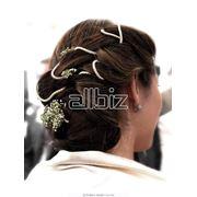 Прокат аксессуаров для свадебной прически фото
