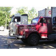 Обслуживание и ремонт грузовых автомобилей фото