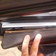 Обшивка задних дверей автомобиля фото