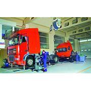 Сервис грузовых автомобилей фото