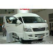 Микроавтобус Chery Riich 8 фото