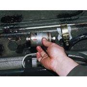 Замена топливного фильтра автомобилей марки ISUZU фото