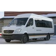 Микроавтобус Mercedes-Benz Sprinter фото