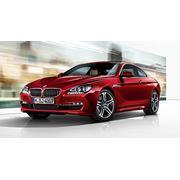 Автомобиль BMW 6-й серии купе фото