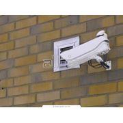 Видеокамеры систем охранного видео наблюдения фото