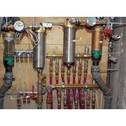 Монтаж и реконструкция систем отопления VIESSMANN CHAPPEE BAXIROCA PILSA DANFOSS EMMETI SANICA и BOFILL фото