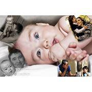 Семейная и детская фотосессии фото