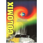 COLOMIX Автомобильные эмали фото