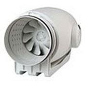 Бесшумный канальный вентилятор ТD-800/200 Silent фото