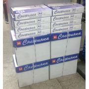 Бумага А4 для принтеров и ксероксов фото