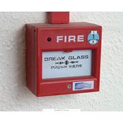 Монтаж пожарной сигнализации фото