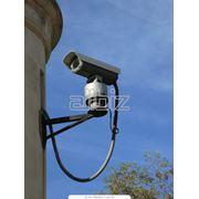 Внедрение системы охранной сигнализации фото