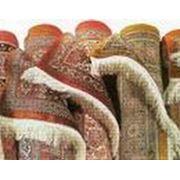 Чистка ковров фото