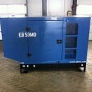 Генератор дизельный SDMO J88K - 88 kVA фото