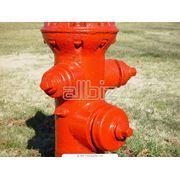Гидранты колонки водоразборные пожарные фото