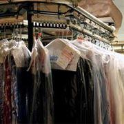 Услуги чистки одежды фото