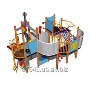 Детские площадки HAGS от 2 до 5 лет UniMini Vallis фото