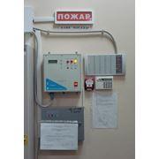 Приборы и оборудование пожарной сигнализации фото