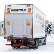 Гидроборта Zepro грузоподъемностью 2500кг.