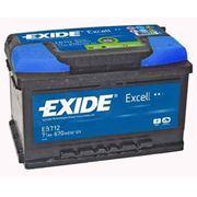 Аккумулятор Exide Excell EB712 фото