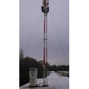 Строительство объектов сотовой подвижной связи фото