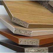 Плиты древесностружечные ДСП фото