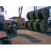 Стеллажные системы для хранения КПП на барабанах (отмотка со стеллажа)
