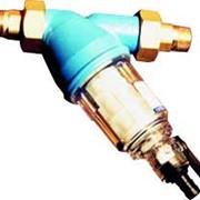 Механический промывной фильтр UNI Plastik фото