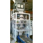 Автомат для упаковки топливных гранул (пелет) фото