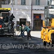 Дорожное строительство. фото