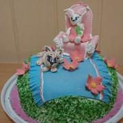 Торт дитячий 81 фото